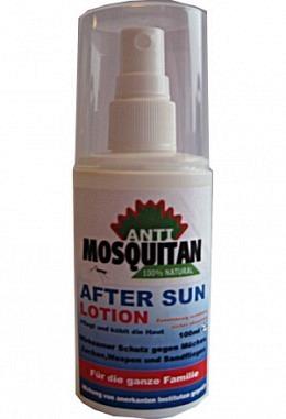 Insektenschutz Anti-Mosquitan  After SUN 100ml mit pflanzlichen Wirkstoff 957620101